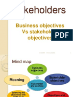 Objectives and Conflict (1)