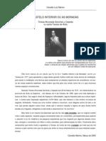 1 Castelo Interior Ou Moradas - Completo PDF