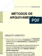 Métodos+de+Arquivamento