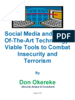 Social Media and Technology_viable Tools_to_combat_insecurity