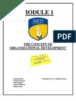 Module 1 Ocd- Sem 4