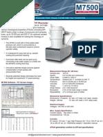 M7500 Ultra HPHT Rheometer Brochure