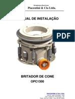 Manual de Instalação OPC1300 - Revisão 02