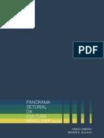 Panorama Setorial Da Cultura Brasileira 2011-2012