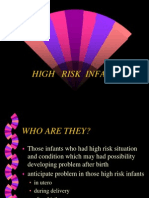High Risk Infant