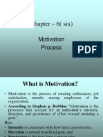 Chapter 6(Motivation)