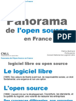 Panorama Open Source 2013 CNLL