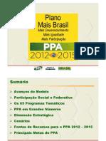 Apresentacao PPA 2012 2015