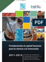 Fortaleciendo el capital humano para la Ciencia y la Innovación1