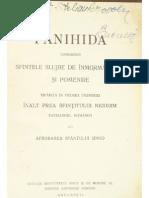 Panihida, Bucuresti, 1946