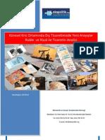 Küresel Kriz Ortamında Dış Ticaretimizde Yeni Arayışlar