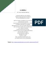 Poema de Karen Valladares Morales