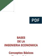 Nocoiones Basicas de Ingenieria Economica