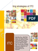 Marketing Strategy of ITC