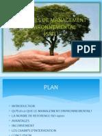 Systemes de Management Environnemental