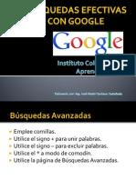 Búsquedas efectivas con Google.pptx