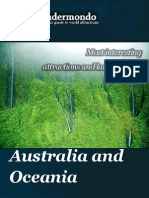 Landmarks and attractions in Australia and Oceania