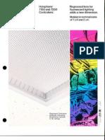 Holophane 7150 & 7250 Controlens Brochure 4-79