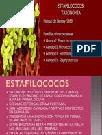 Diapositivas de Estafilococos