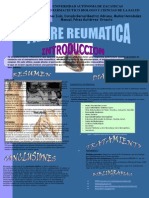Cartel de Artritis Reumatoide