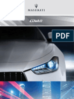 2014 Maserati Ghibli Ebook