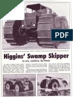 Higgins Swamp Buggy