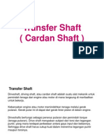 Basic Transfer Shaft