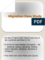 Migration Case Study - Poland to UK