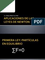 Aplicaciones de Las Leyes de Newton