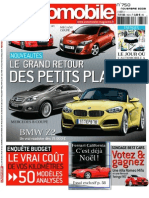 Automobile Magazine N750 Novembre 2008