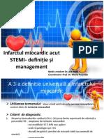 130524750 Infarct Miocardic Acut