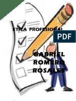 Etica y Desarrollo Profesional