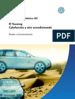 301-El Touareg - Calefacción y aire acondicionado
