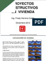 Procesos Constructivos en Viviendas III