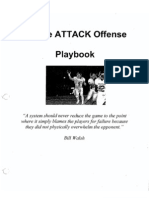 5 Wide ATTACK Offense Playbook
