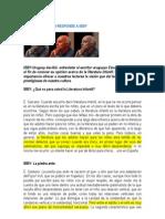 Entrevista a Eduardo Galeano Sobre Lit. Infantil