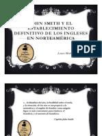 Unidad 1 John Smith y el asentamiento definitivo de los ingleses- Laura Muñoz Zapata