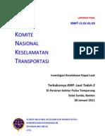 Laporan Final KMP. Laut_Teduh_2