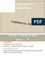 Competition Act Final