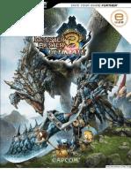 Monster Hunter 3 Ultimate Official Strategy E-Guide