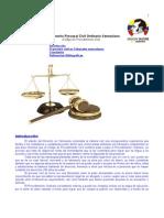 Derecho Procesal Civil Ordinario Venezolano