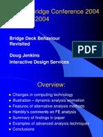 Bridge Deck Behaviour