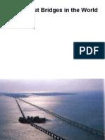 Ten Longest Bridges in the World