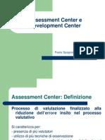 Assessment Center Presentazione