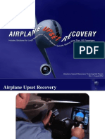 Appendix to Airplane Upset Recovery