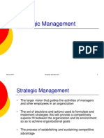 337 Strategic Management