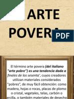 EL ARTE POVERA.pptx