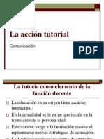 COMUNICACIÓN acción tutorial power