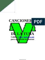 Cancionero Tuna 200203