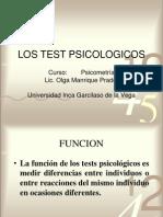 Los Test Psicologicos 2